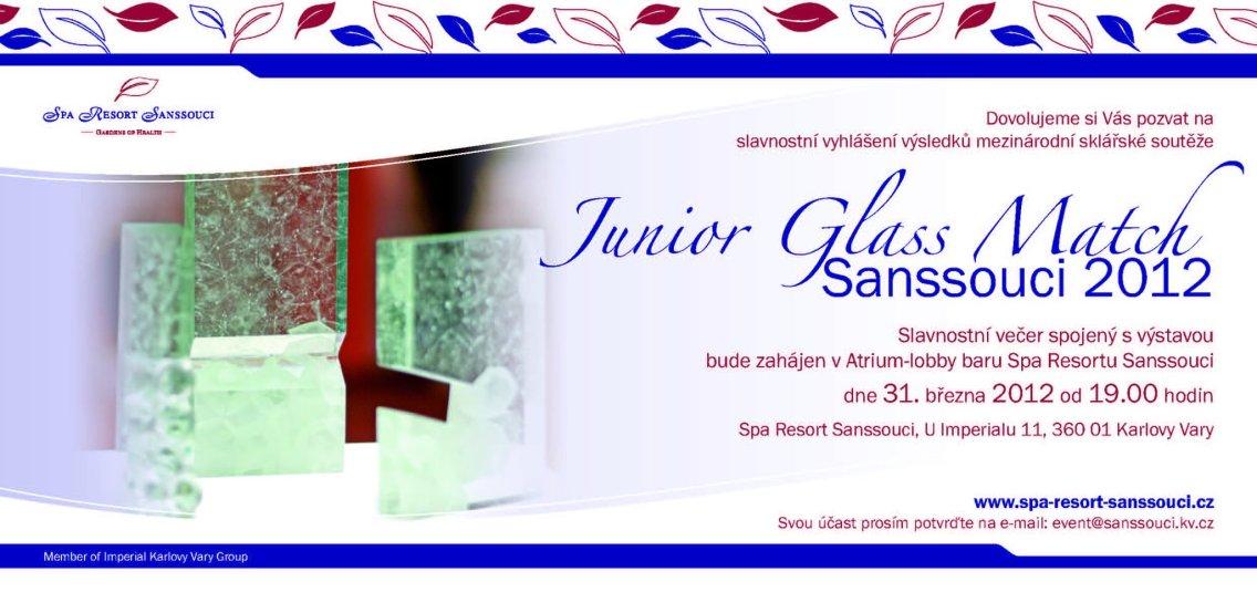 junior glass match sanssouci