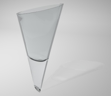 GLASS DESIGN 3D I