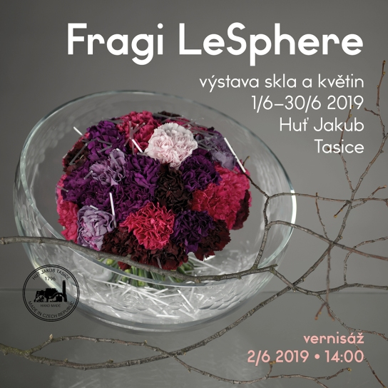 HJTasice_výstava Fragi Lesphere_2019_instagram