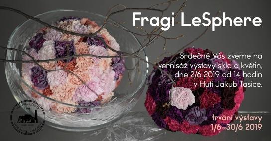 HJTasice_výstava Fragi Lesphere_2019_POZVÁNKA_fin